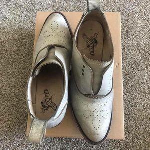 "Freebird Sadie ""ice"" ankle bootie size 8"